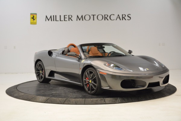 Used 2008 Ferrari F430 Spider for sale Sold at Bugatti of Greenwich in Greenwich CT 06830 11