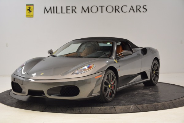 Used 2008 Ferrari F430 Spider for sale Sold at Bugatti of Greenwich in Greenwich CT 06830 13
