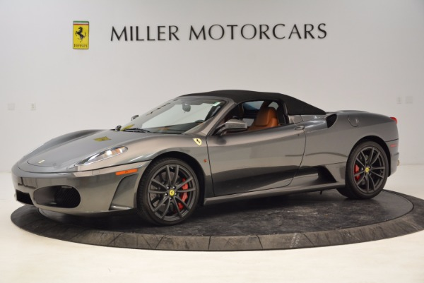 Used 2008 Ferrari F430 Spider for sale Sold at Bugatti of Greenwich in Greenwich CT 06830 14