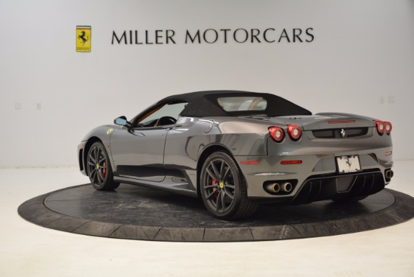 Used 2008 Ferrari F430 Spider for sale Sold at Bugatti of Greenwich in Greenwich CT 06830 17