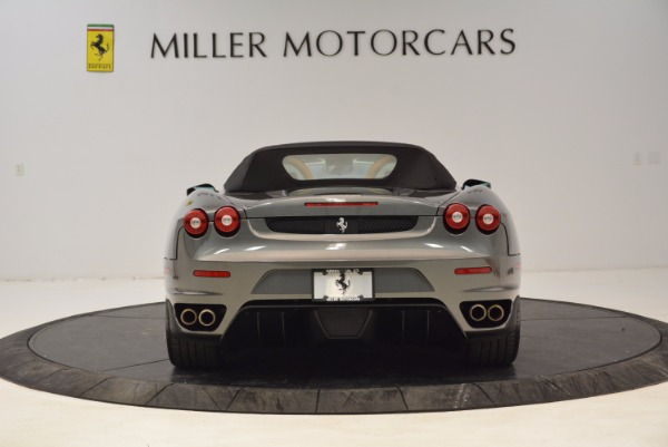Used 2008 Ferrari F430 Spider for sale Sold at Bugatti of Greenwich in Greenwich CT 06830 18