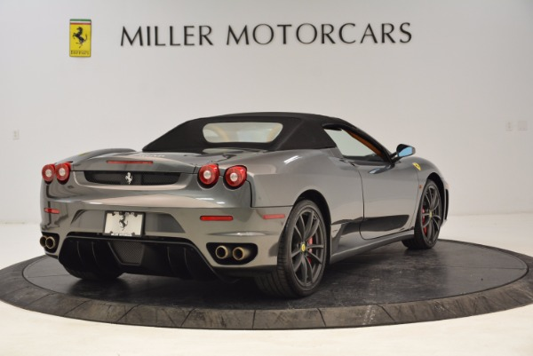 Used 2008 Ferrari F430 Spider for sale Sold at Bugatti of Greenwich in Greenwich CT 06830 19
