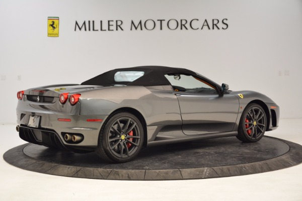 Used 2008 Ferrari F430 Spider for sale Sold at Bugatti of Greenwich in Greenwich CT 06830 20
