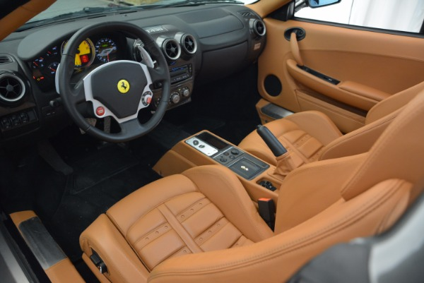 Used 2008 Ferrari F430 Spider for sale Sold at Bugatti of Greenwich in Greenwich CT 06830 24