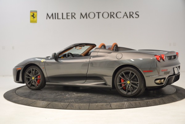 Used 2008 Ferrari F430 Spider for sale Sold at Bugatti of Greenwich in Greenwich CT 06830 4