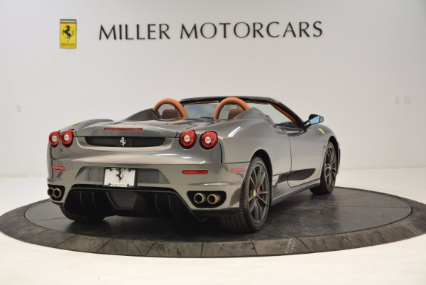 Used 2008 Ferrari F430 Spider for sale Sold at Bugatti of Greenwich in Greenwich CT 06830 7