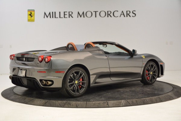 Used 2008 Ferrari F430 Spider for sale Sold at Bugatti of Greenwich in Greenwich CT 06830 8