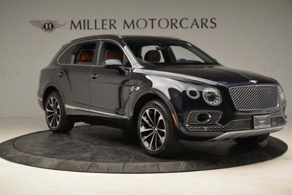Used 2017 Bentley Bentayga W12 for sale Sold at Bugatti of Greenwich in Greenwich CT 06830 11