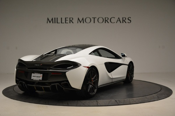 Used 2017 McLaren 570S for sale Sold at Bugatti of Greenwich in Greenwich CT 06830 7