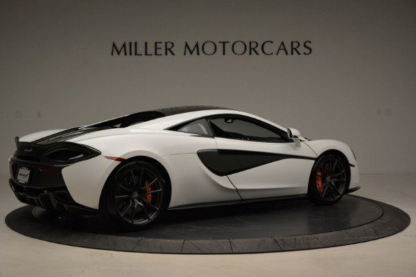 Used 2017 McLaren 570S for sale Sold at Bugatti of Greenwich in Greenwich CT 06830 8