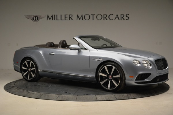 Used 2017 Bentley Continental GT V8 S for sale Sold at Bugatti of Greenwich in Greenwich CT 06830 10