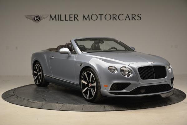 Used 2017 Bentley Continental GT V8 S for sale Sold at Bugatti of Greenwich in Greenwich CT 06830 11