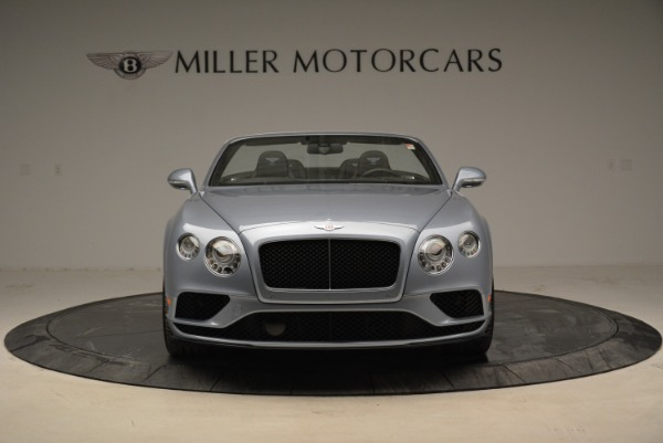 Used 2017 Bentley Continental GT V8 S for sale Sold at Bugatti of Greenwich in Greenwich CT 06830 12