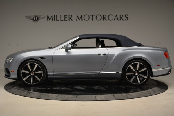 Used 2017 Bentley Continental GT V8 S for sale Sold at Bugatti of Greenwich in Greenwich CT 06830 16