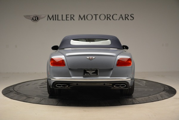 Used 2017 Bentley Continental GT V8 S for sale Sold at Bugatti of Greenwich in Greenwich CT 06830 19
