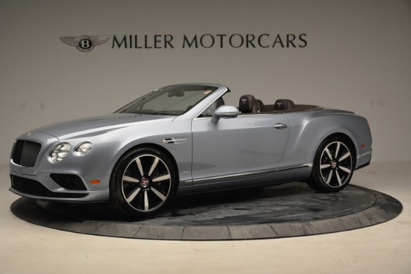 Used 2017 Bentley Continental GT V8 S for sale Sold at Bugatti of Greenwich in Greenwich CT 06830 2