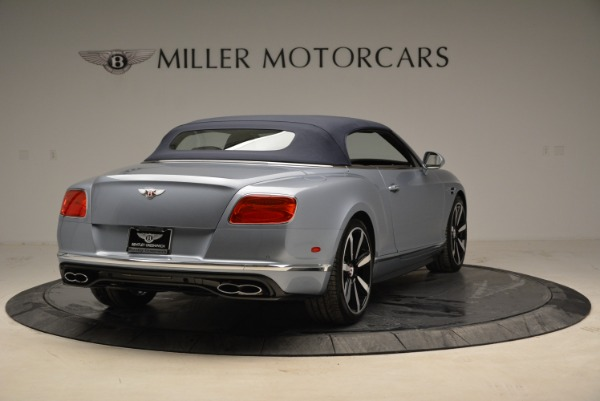 Used 2017 Bentley Continental GT V8 S for sale Sold at Bugatti of Greenwich in Greenwich CT 06830 20