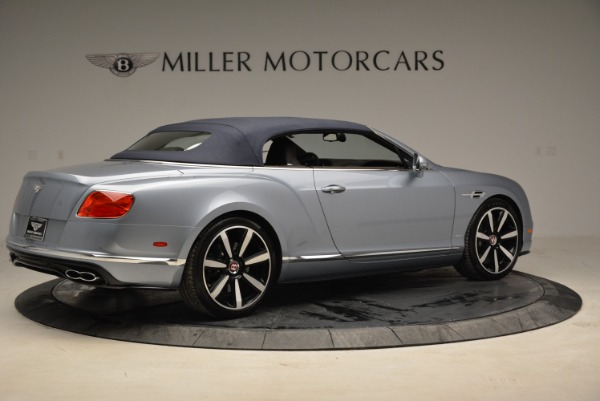 Used 2017 Bentley Continental GT V8 S for sale Sold at Bugatti of Greenwich in Greenwich CT 06830 21