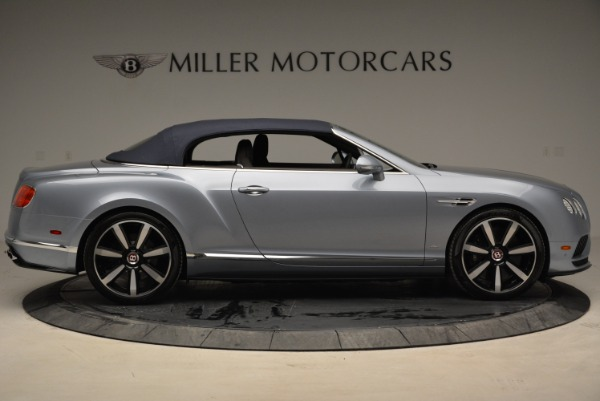 Used 2017 Bentley Continental GT V8 S for sale Sold at Bugatti of Greenwich in Greenwich CT 06830 22