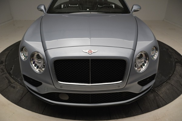Used 2017 Bentley Continental GT V8 S for sale Sold at Bugatti of Greenwich in Greenwich CT 06830 25