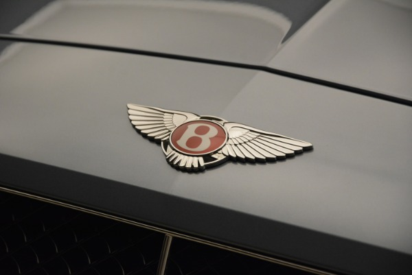 Used 2017 Bentley Continental GT V8 S for sale Sold at Bugatti of Greenwich in Greenwich CT 06830 27
