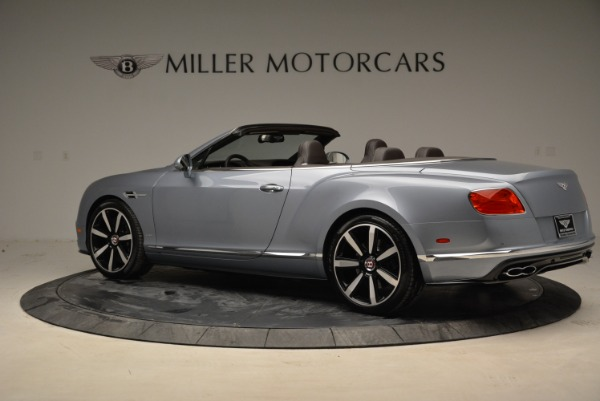 Used 2017 Bentley Continental GT V8 S for sale Sold at Bugatti of Greenwich in Greenwich CT 06830 4