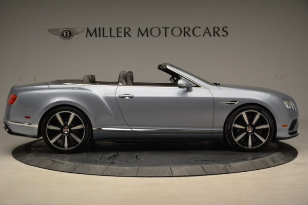 Used 2017 Bentley Continental GT V8 S for sale Sold at Bugatti of Greenwich in Greenwich CT 06830 9