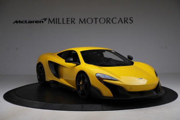 Used 2016 McLaren 675LT for sale $225,900 at Bugatti of Greenwich in Greenwich CT 06830 10