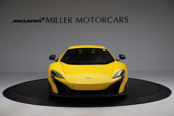 Used 2016 McLaren 675LT for sale $225,900 at Bugatti of Greenwich in Greenwich CT 06830 12