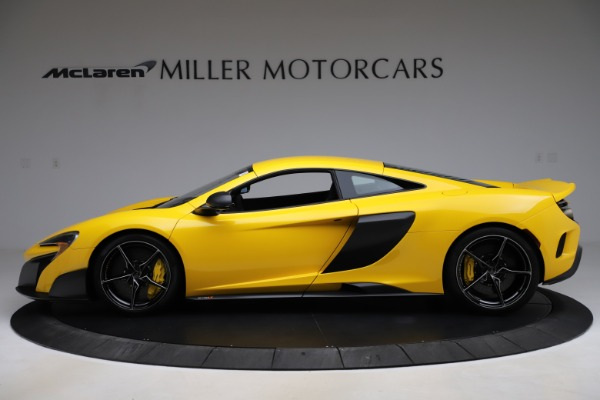 Used 2016 McLaren 675LT Coupe for sale $225,900 at Bugatti of Greenwich in Greenwich CT 06830 2