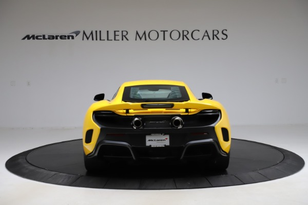Used 2016 McLaren 675LT for sale $225,900 at Bugatti of Greenwich in Greenwich CT 06830 5