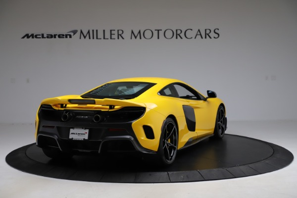 Used 2016 McLaren 675LT for sale $225,900 at Bugatti of Greenwich in Greenwich CT 06830 6