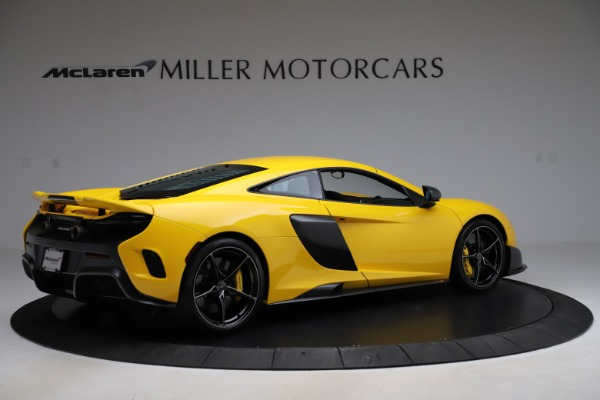 Used 2016 McLaren 675LT for sale $225,900 at Bugatti of Greenwich in Greenwich CT 06830 7