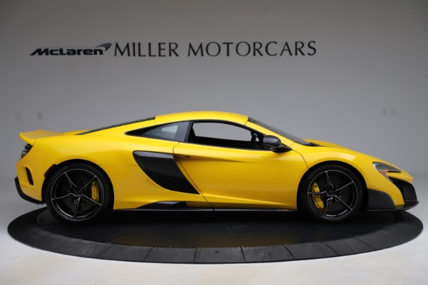 Used 2016 McLaren 675LT for sale $225,900 at Bugatti of Greenwich in Greenwich CT 06830 8