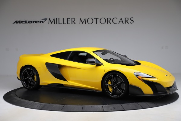 Used 2016 McLaren 675LT for sale $225,900 at Bugatti of Greenwich in Greenwich CT 06830 9