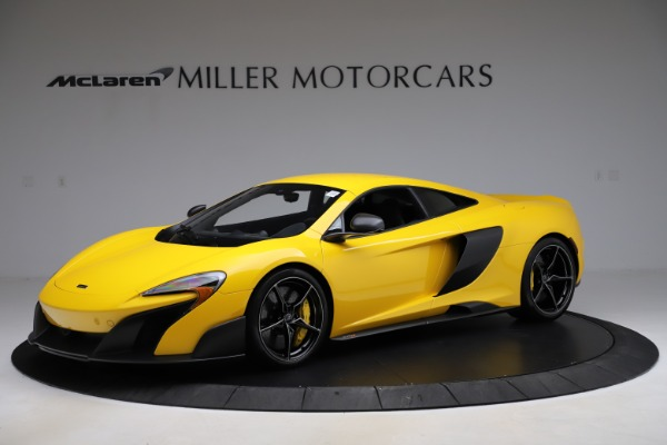 Used 2016 McLaren 675LT Coupe for sale $225,900 at Bugatti of Greenwich in Greenwich CT 06830 1