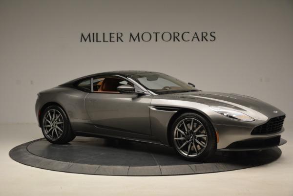 New 2018 Aston Martin DB11 V12 Coupe for sale Sold at Bugatti of Greenwich in Greenwich CT 06830 10