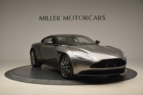 Used 2018 Aston Martin DB11 V12 for sale $169,990 at Bugatti of Greenwich in Greenwich CT 06830 11