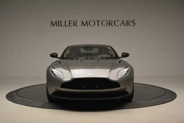 Used 2018 Aston Martin DB11 V12 for sale $169,990 at Bugatti of Greenwich in Greenwich CT 06830 12