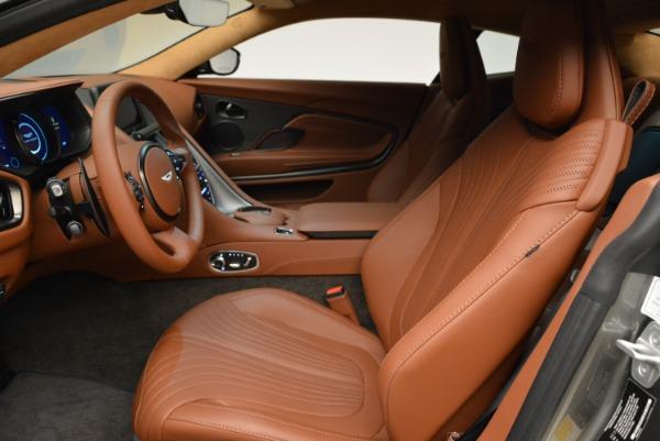 Used 2018 Aston Martin DB11 V12 for sale $169,990 at Bugatti of Greenwich in Greenwich CT 06830 13