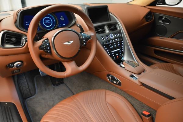 New 2018 Aston Martin DB11 V12 Coupe for sale Sold at Bugatti of Greenwich in Greenwich CT 06830 14