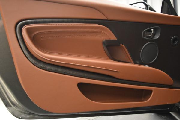 New 2018 Aston Martin DB11 V12 Coupe for sale Sold at Bugatti of Greenwich in Greenwich CT 06830 15