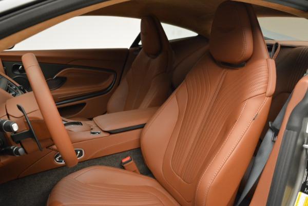New 2018 Aston Martin DB11 V12 Coupe for sale Sold at Bugatti of Greenwich in Greenwich CT 06830 17