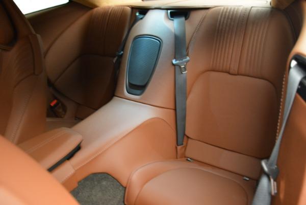 Used 2018 Aston Martin DB11 V12 for sale $169,990 at Bugatti of Greenwich in Greenwich CT 06830 18