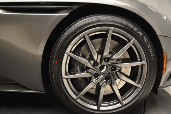 Used 2018 Aston Martin DB11 V12 for sale $169,990 at Bugatti of Greenwich in Greenwich CT 06830 19
