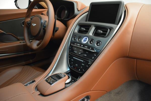 New 2018 Aston Martin DB11 V12 Coupe for sale Sold at Bugatti of Greenwich in Greenwich CT 06830 22