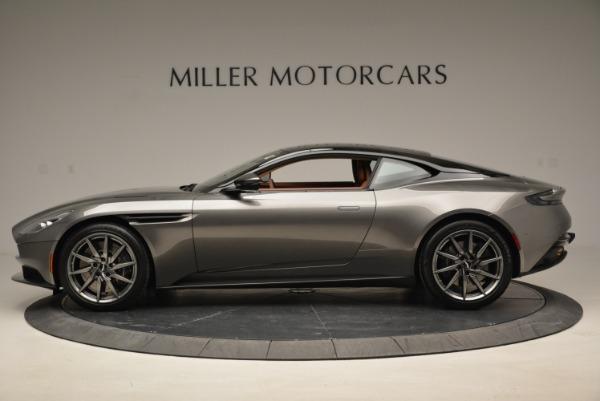 New 2018 Aston Martin DB11 V12 Coupe for sale Sold at Bugatti of Greenwich in Greenwich CT 06830 3