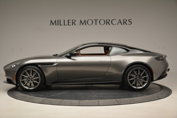 Used 2018 Aston Martin DB11 V12 for sale $169,990 at Bugatti of Greenwich in Greenwich CT 06830 3