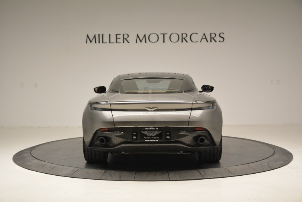Used 2018 Aston Martin DB11 V12 for sale $169,990 at Bugatti of Greenwich in Greenwich CT 06830 6