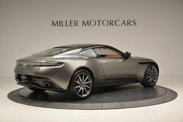 New 2018 Aston Martin DB11 V12 Coupe for sale Sold at Bugatti of Greenwich in Greenwich CT 06830 8